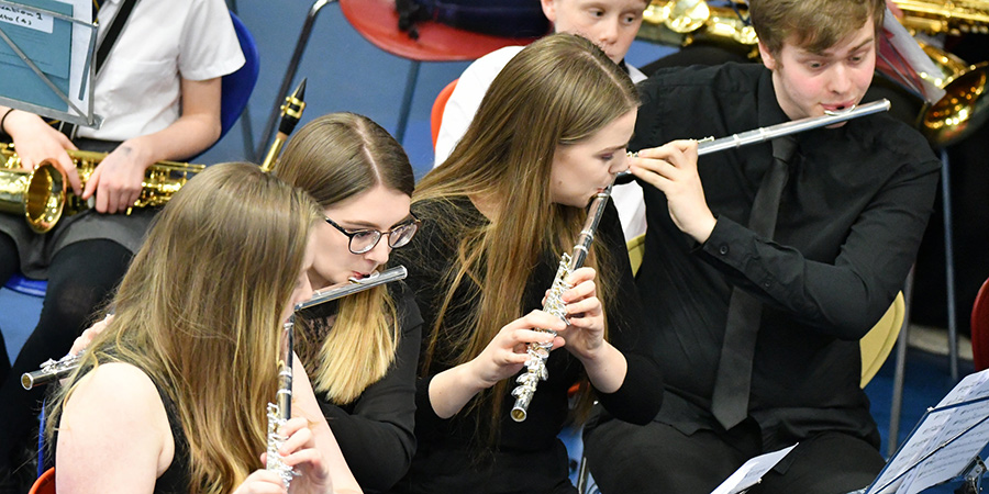 Oldham Music Theatre Woodwind